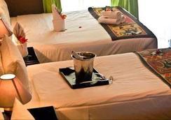 Kamanga Safari Hotel - Maun - Kamar Tidur