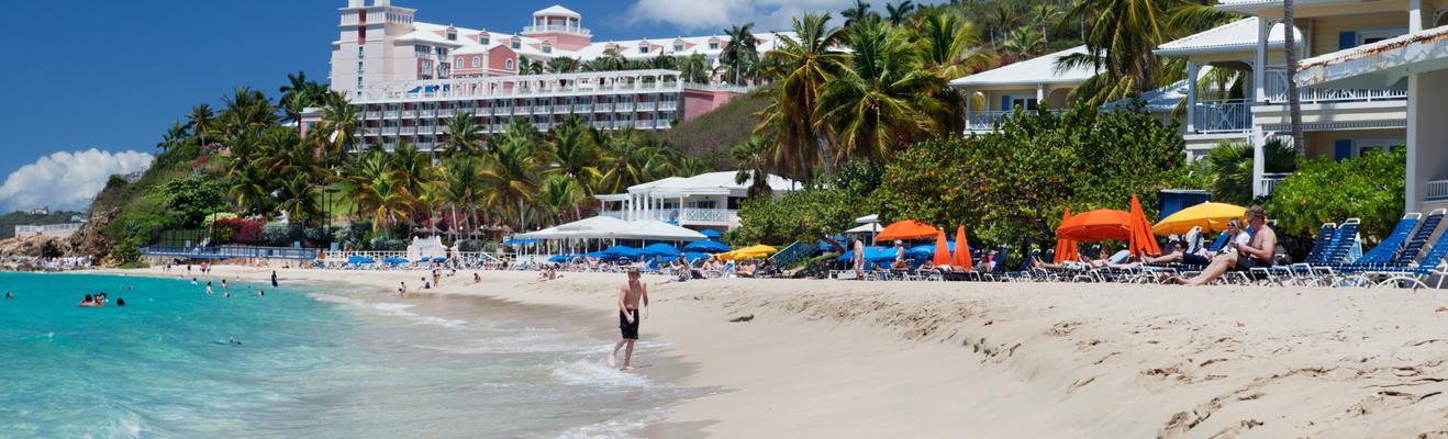 Saint Thomas Island - Beach