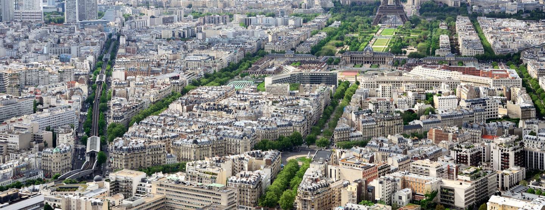 Sewa Mobil di Paris