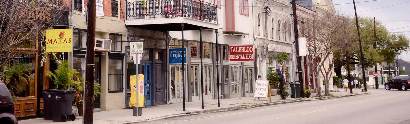 New Orleans - Shopping, Urban, Historic, Nightlife