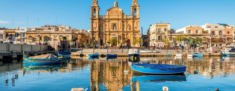 Sewa Mobil di Malta