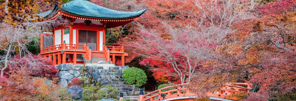 Green Peace in Kyoto