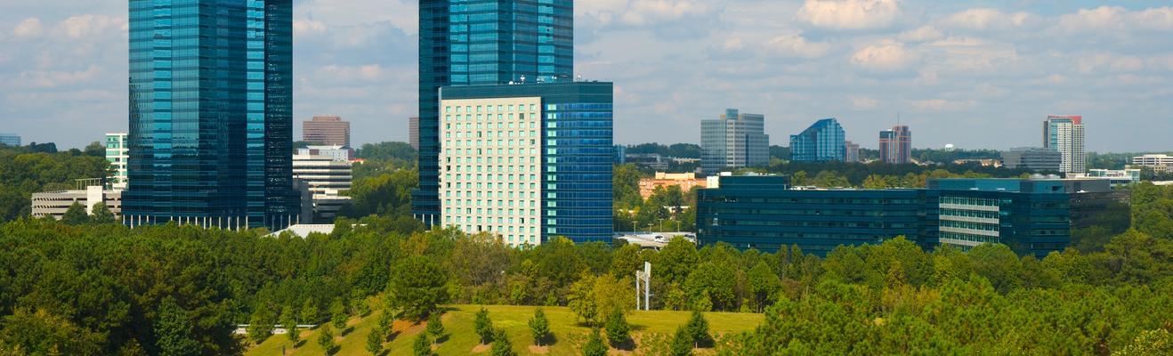 Atlanta - Romantic, Shopping, Eco, Urban, Historic, Nightlife