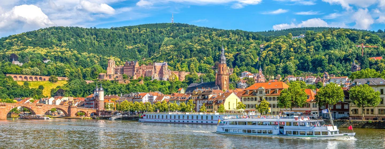 Sewa Mobil di Heidelberg
