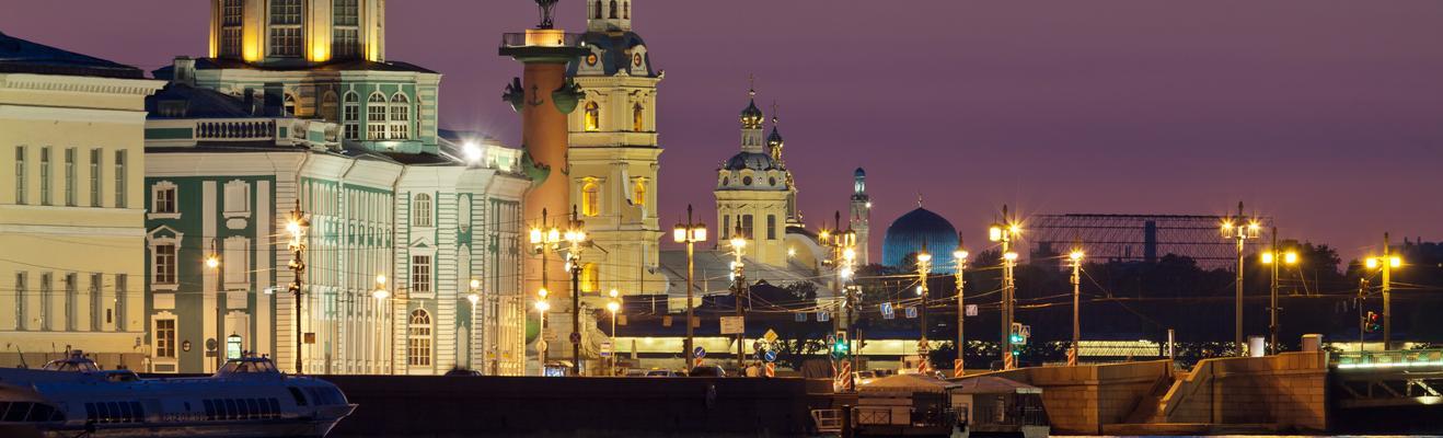 Saint Petersburg - Urban, Historic