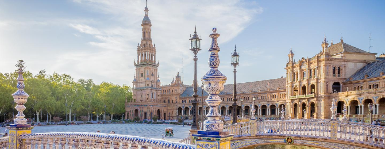 Sewa Mobil di Sevilla