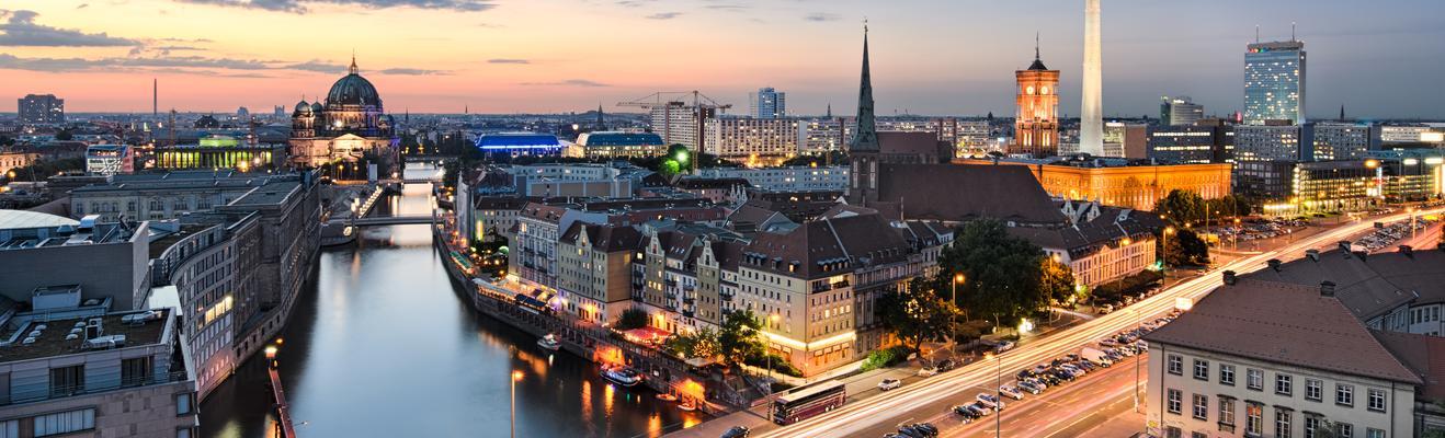 Berlin - Urban, Historic