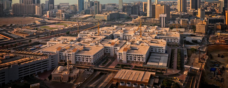 Sewa Mobil di Kuwait
