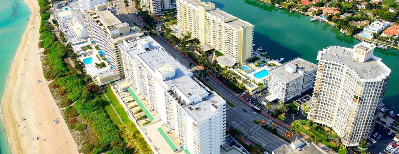 Sewa Mobil di Miami Beach