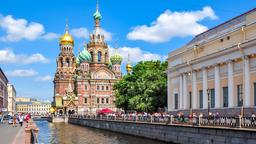 Hotel di St. Petersburg yang dekat Church of the Savior on the Spilled Blood
