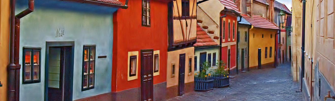 Prague - Romantic, Shopping, Urban, Historic, Nightlife