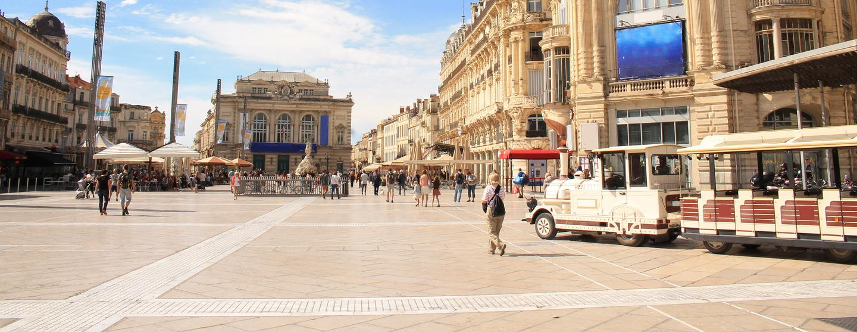 Sewa Mobil di Montpellier