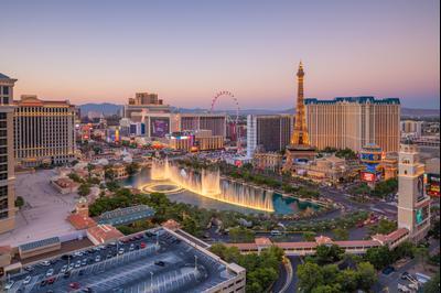 Hotel di Las Vegas