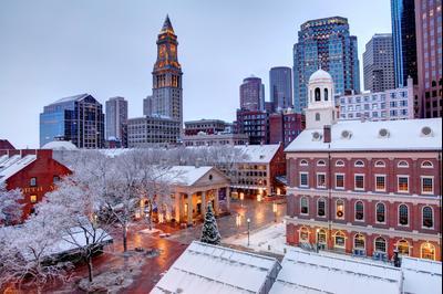 Hotel di Boston