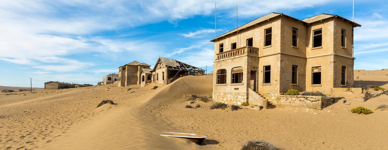 Sewa Mobil di Namibia