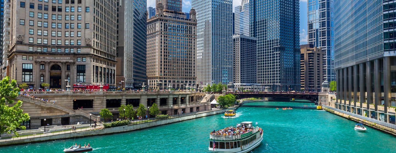 Sewa Mobil di Chicago