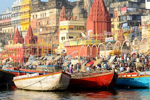 Deals for Hotels in Varanasi