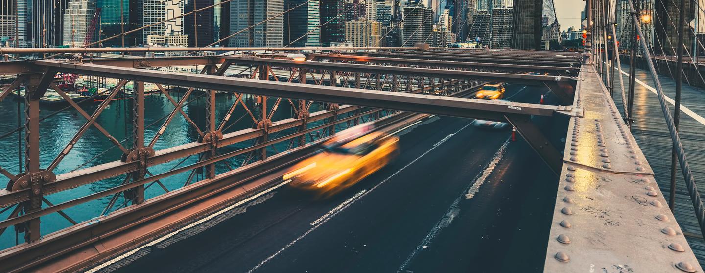 Sewa Mobil di New York
