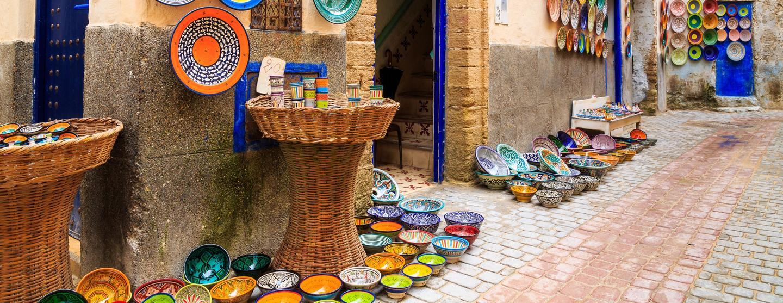 Sewa Mobil di Maroko