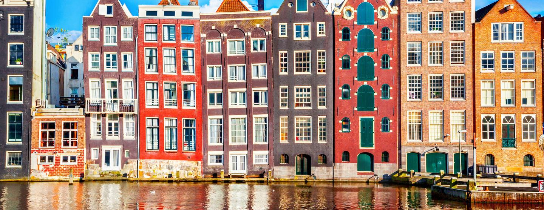 Sewa Mobil di Amsterdam