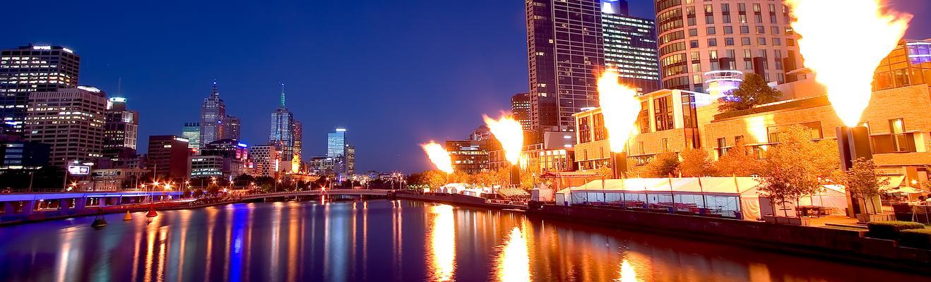 Melbourne - Beach, Romantic, Shopping, Eco, Urban, Historic