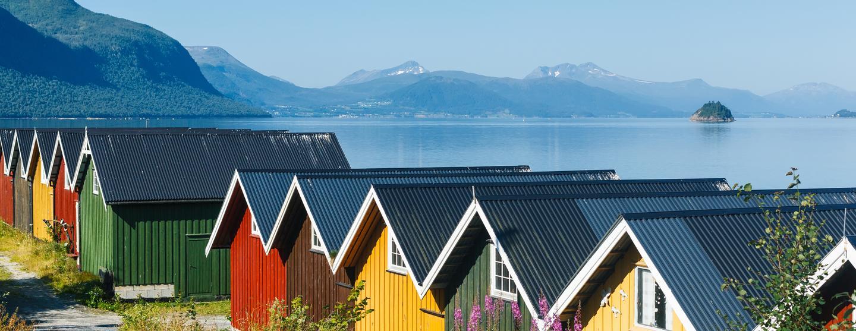 Sewa Mobil di Norwegia