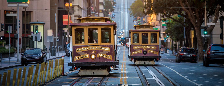 Sewa Mobil di San Francisco