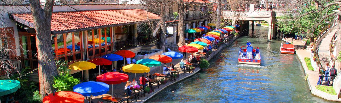 San Antonio - Romantic, Shopping, Urban, Historic, Nightlife