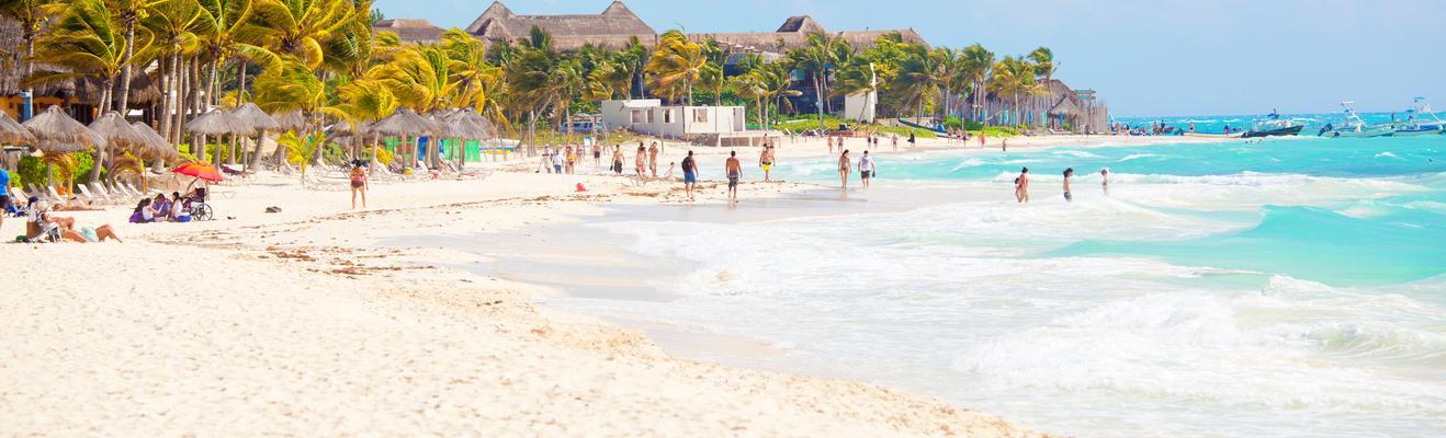 Playa del Carmen - Beach, Romantic, Nightlife