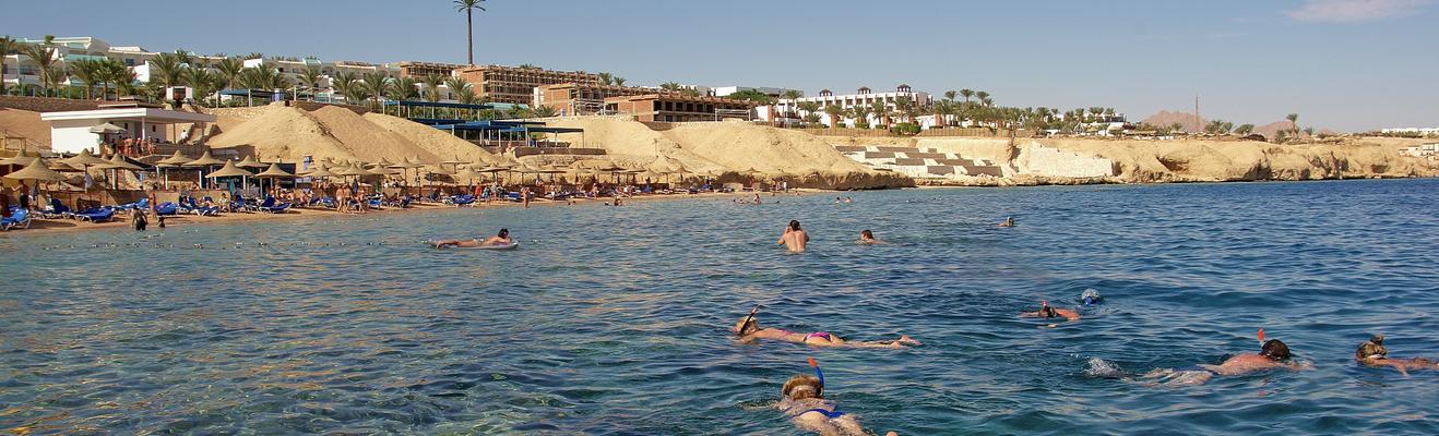 Sharm el-Sheikh - Beach, Shopping, Historic, Nightlife