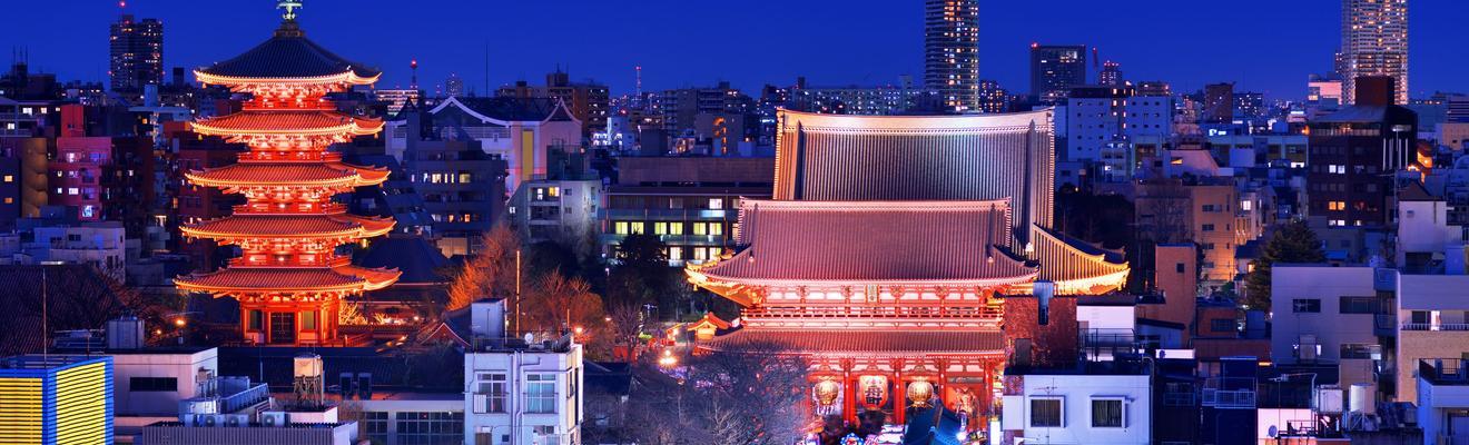 Hotel di Tokyo