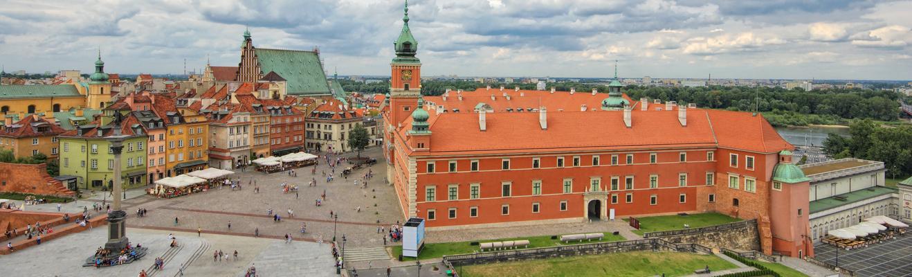 Warsaw - Romantic, Shopping, Urban, Historic, Nightlife