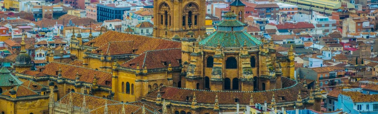 Granada - Urban, Historic, Nightlife