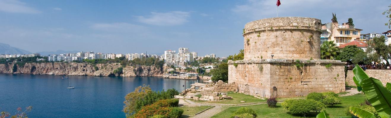 Antalya - Beach, Romantic, Shopping, Urban, Historic, Nightlife