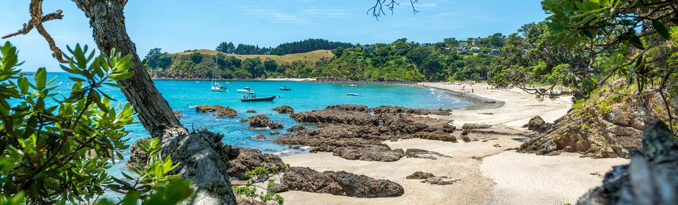 Auckland - Beach, Romantic, Wine, Shopping, Eco, Urban, Historic, Nightlife