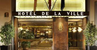 Hotel De La Ville - Florence - Bangunan