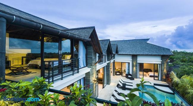 14 Palms - South Kuta - Building