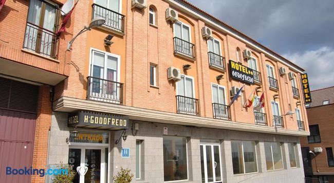 Hotel Godofredo - Toledo - Building