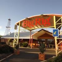 Best Western Bungil Creek Motel Big Rig