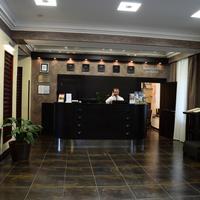 Aurora Premier Hotel Reception