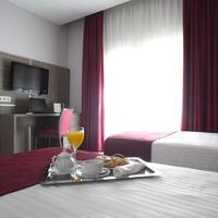 Hotel Serrano Guest Room
