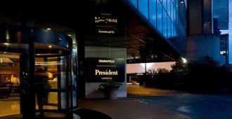 Starhotels President - Genoa - Bangunan