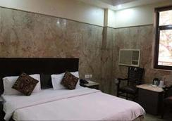 Hotel Maan K - New Delhi - Kamar Tidur