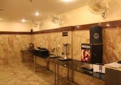 Hotel Maan K - New Delhi - Restoran