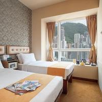 Best Western Hotel Causeway Bay Superior Mountain View Room