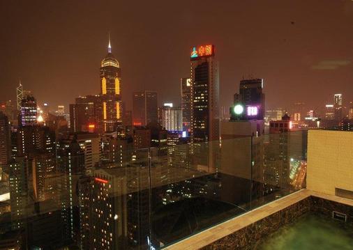 Best Western Hotel Causeway Bay - Hong Kong - Balkon
