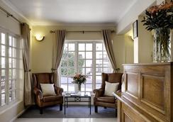 Best Western Cape Suites Hotel - Cape Town - Lobi