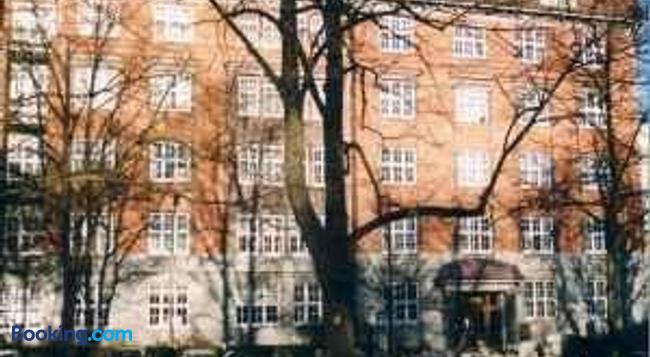 Hotel Preuss im Dammtorpalais - Hamburg - Building