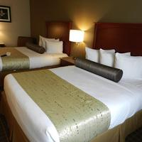 Best Western Plus Peak Vista Inn & Suites Our double queen rooms are great for traveling families.