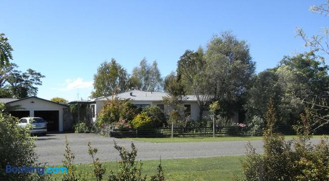 Ashcroft Gardens Bed & Breakfast - Napier - Building